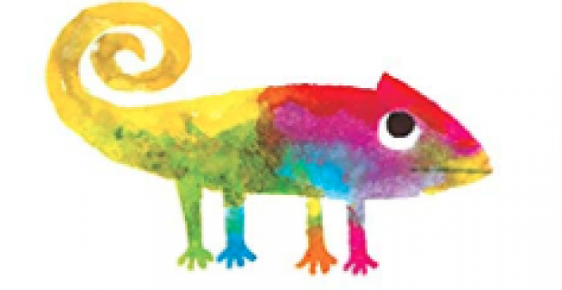 Chameleon Themed Children's books